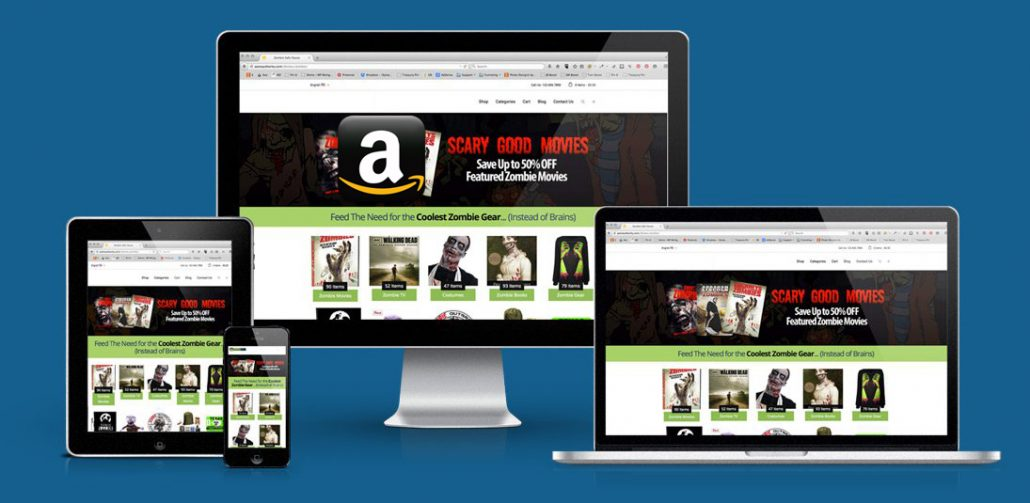 Amazon Associates affiliates website business for sale