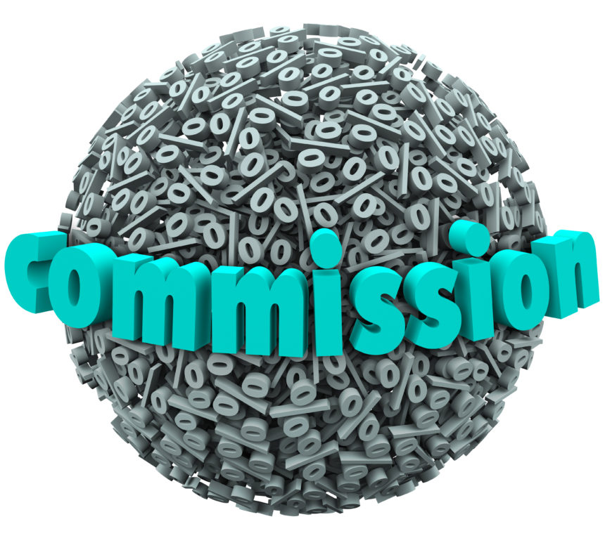 Higher percentage affiliate store commission payments