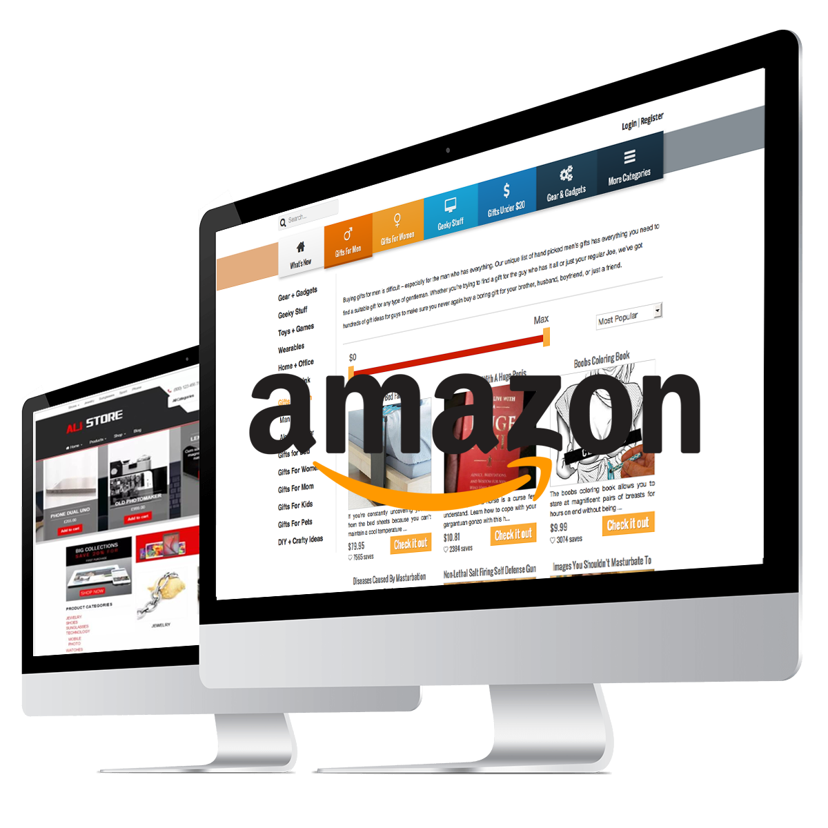 TurnKey AMazon Affiliate Stores