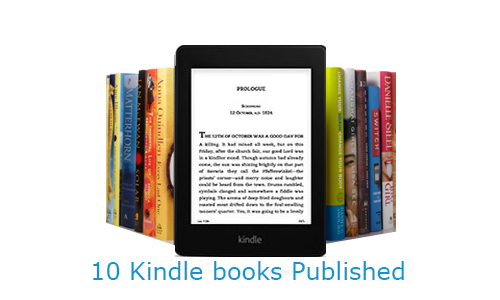 Amazon eBook Turn-Key business publishing empire