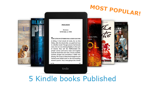 Amazon kindle publishing business empire